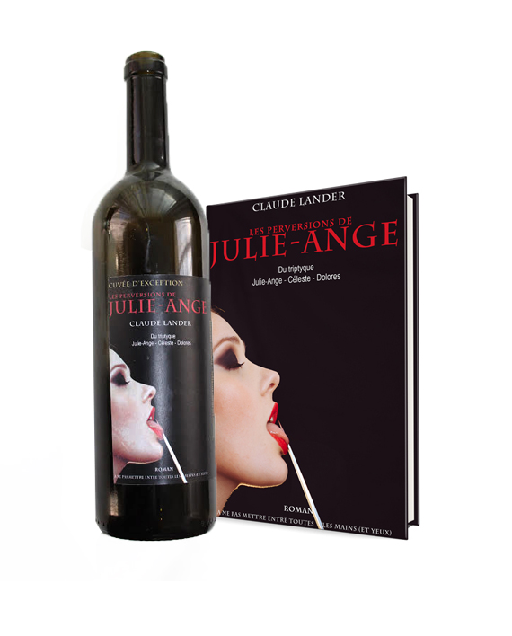 Coffret Collector Julie Ange